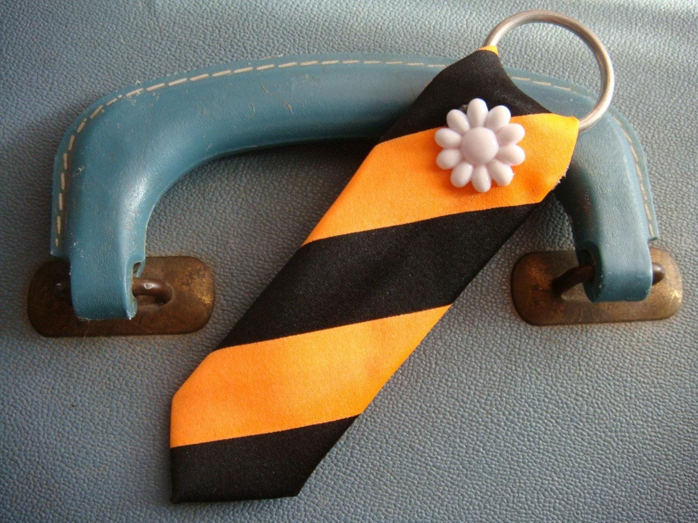 Key Chain - Vintage Key Tie