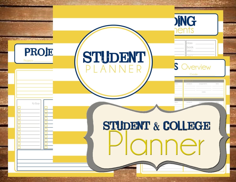 college course organizer
