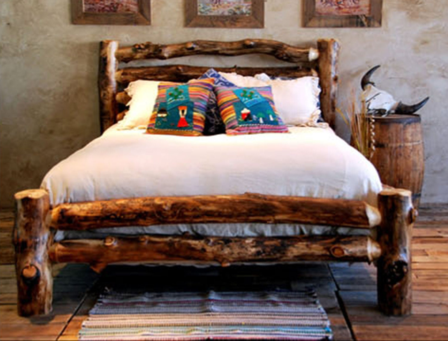 Unavailable listing on etsy for American furniture bed frames