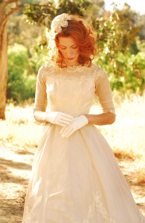 Butterfly Wedding Dress by TavinShop on Etsy romantic dress wedding gown