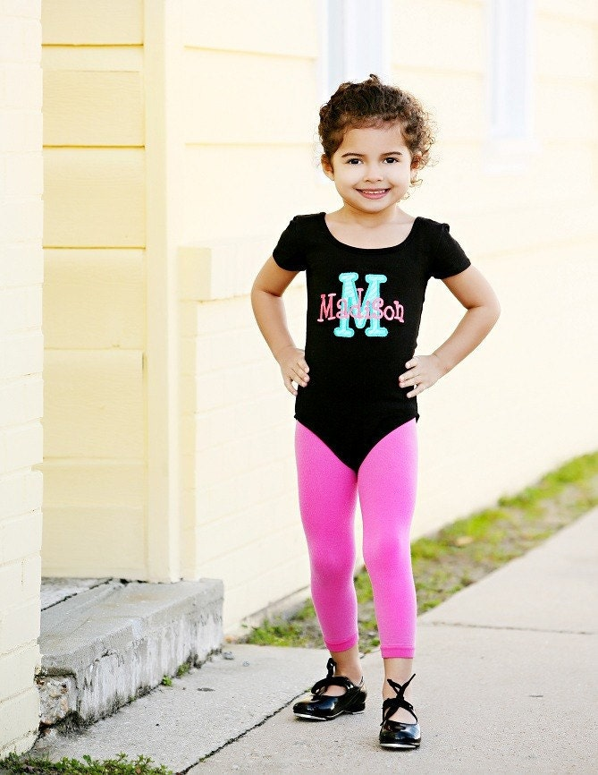 Little Miss Dance Diva Personalized Leotard