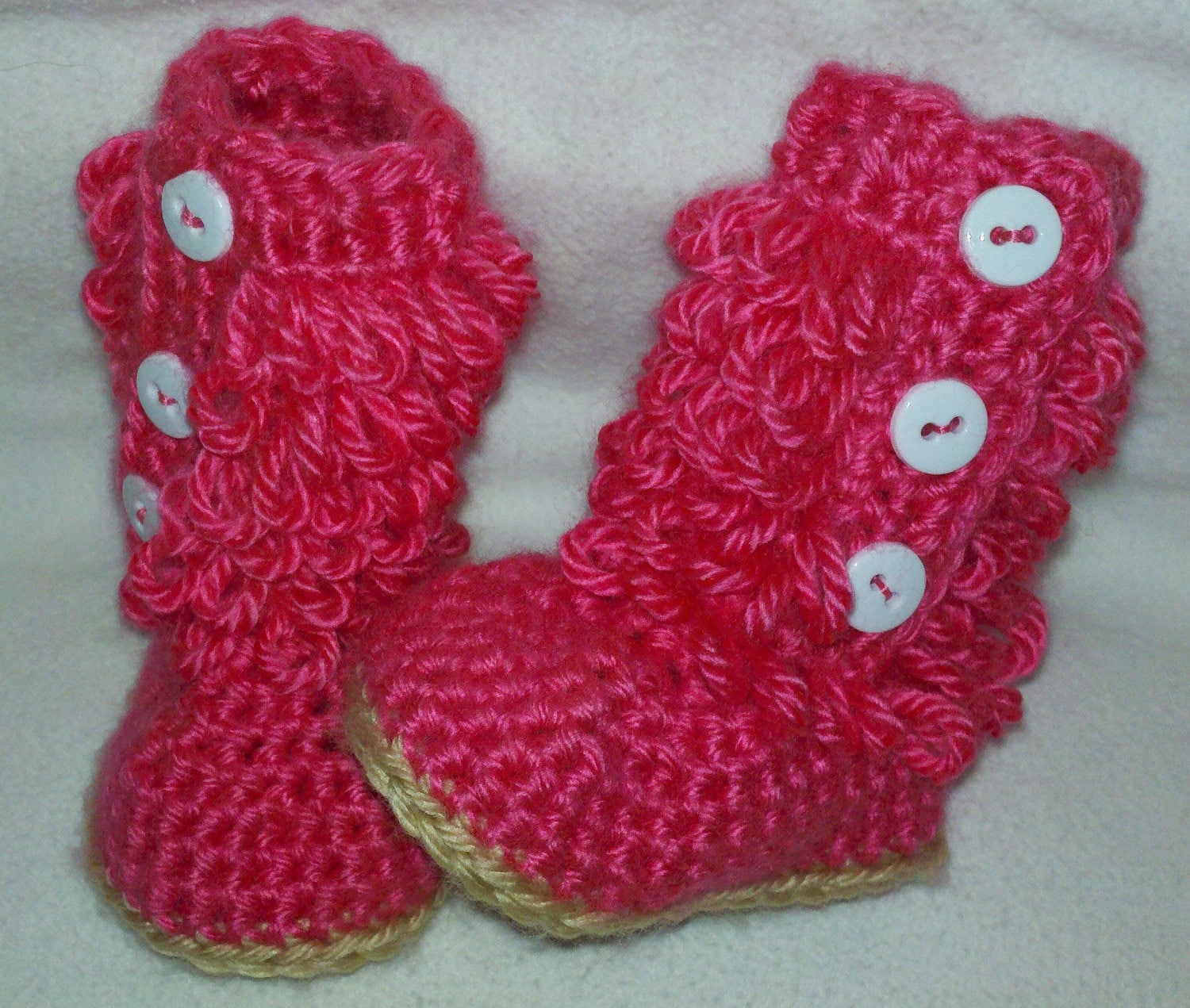 Crochet Patterns Central : crochet pattern central free shoe and sandal crochet