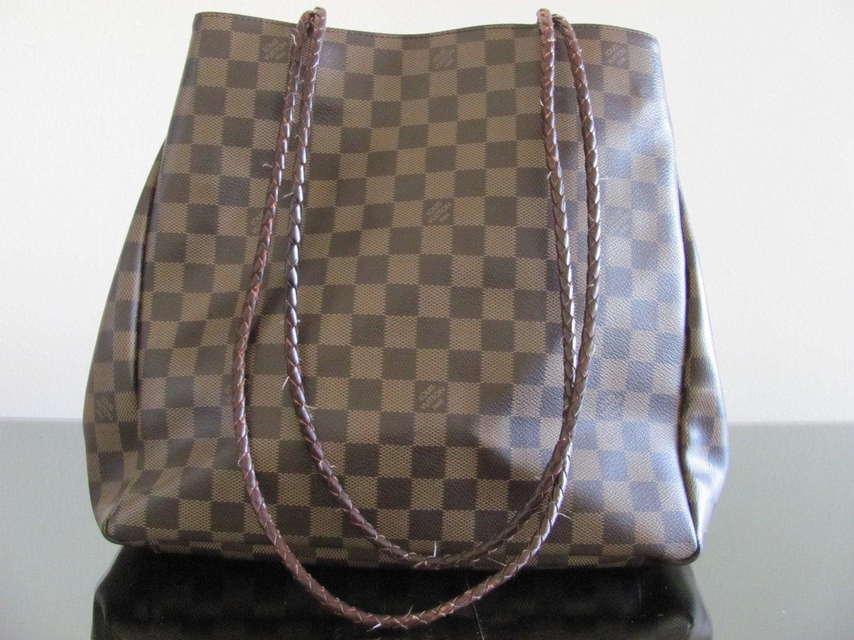 Vintage Louis Vuitton Damier Tote