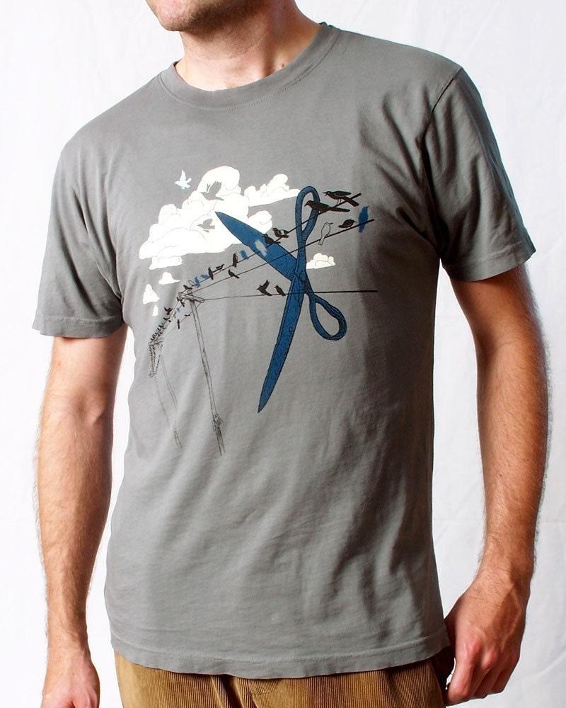 M SNIP shirt on Concrete ..... Men's Medium