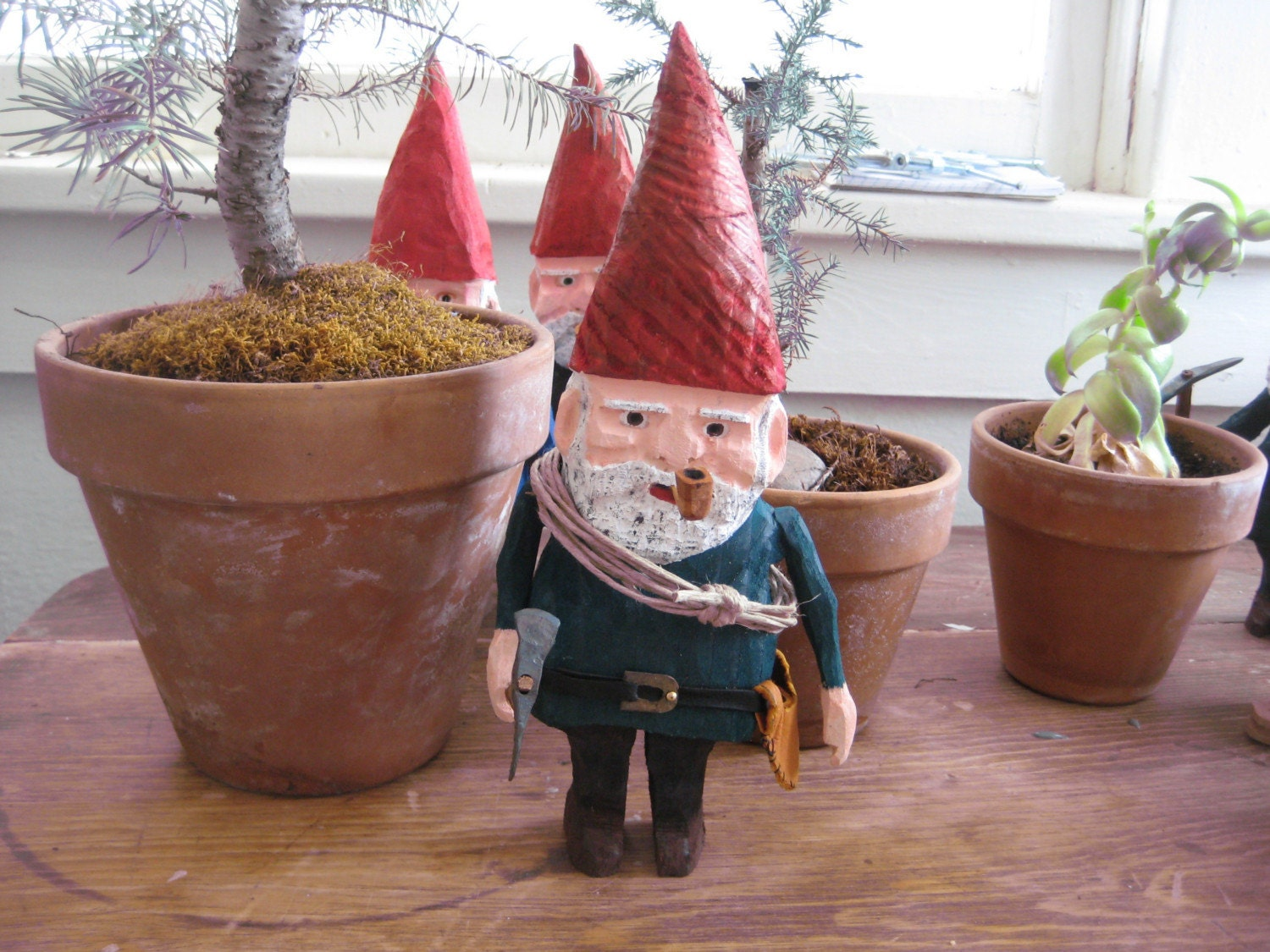 Mountaineer Gnome