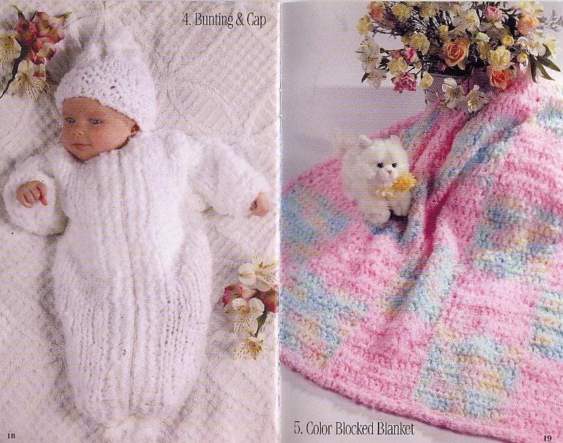 Crochet Baby Bunting Patterns Crochet Guild