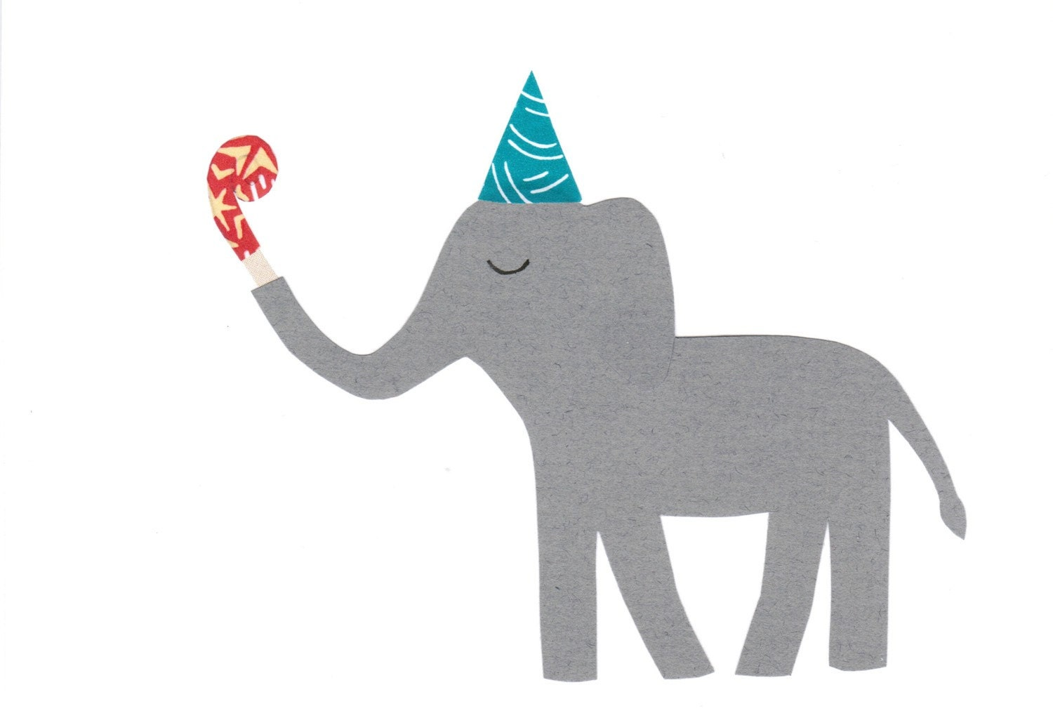 Party Animals - Elephant Birthday