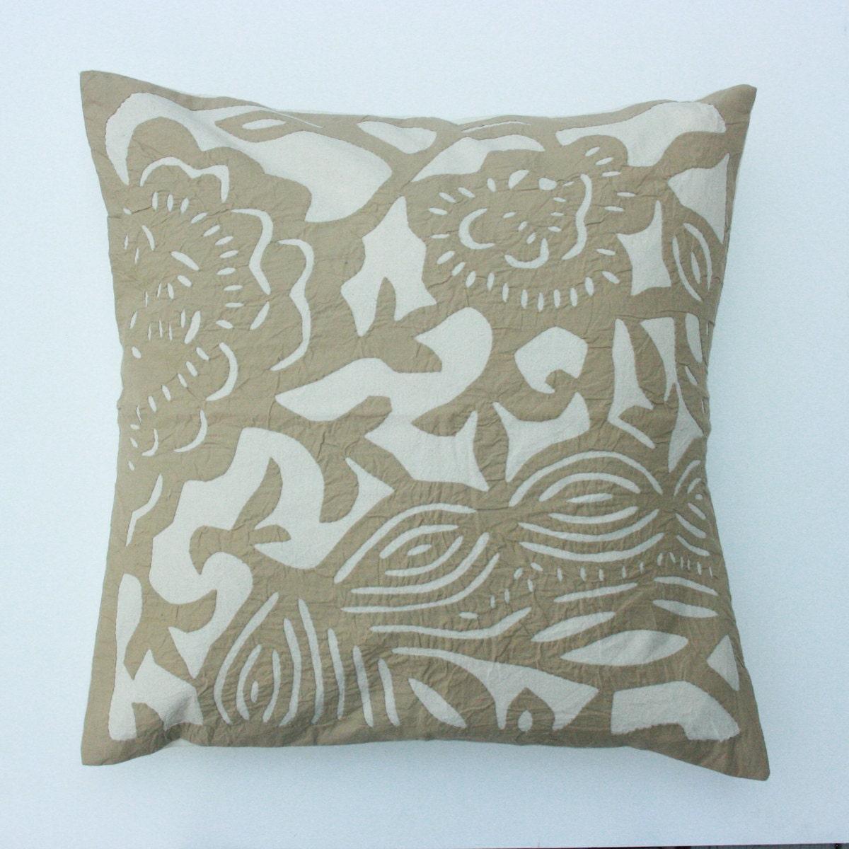 26x26 Beautiful Pillow By Gypsya On Etsy