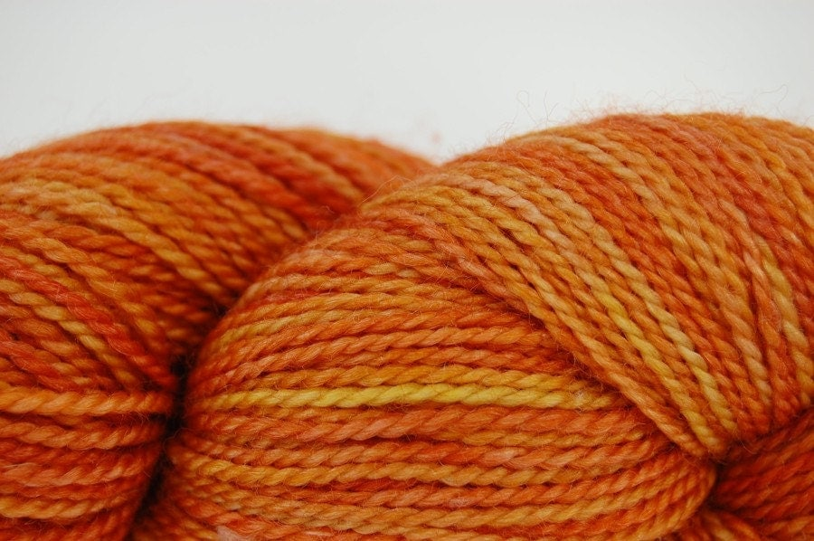 CLEMENTINE Superwash Merino / Seacell Sock Yarn