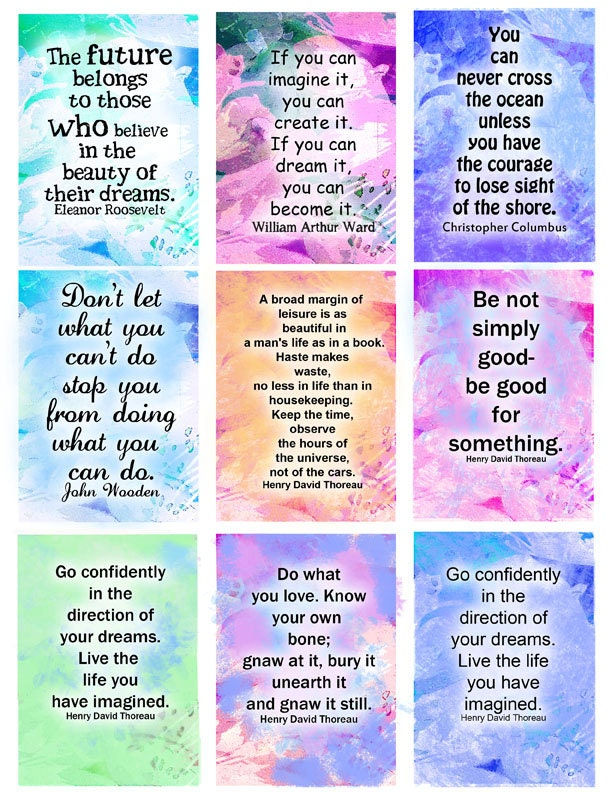Image Result For Daily Inspirational Quotes Cards