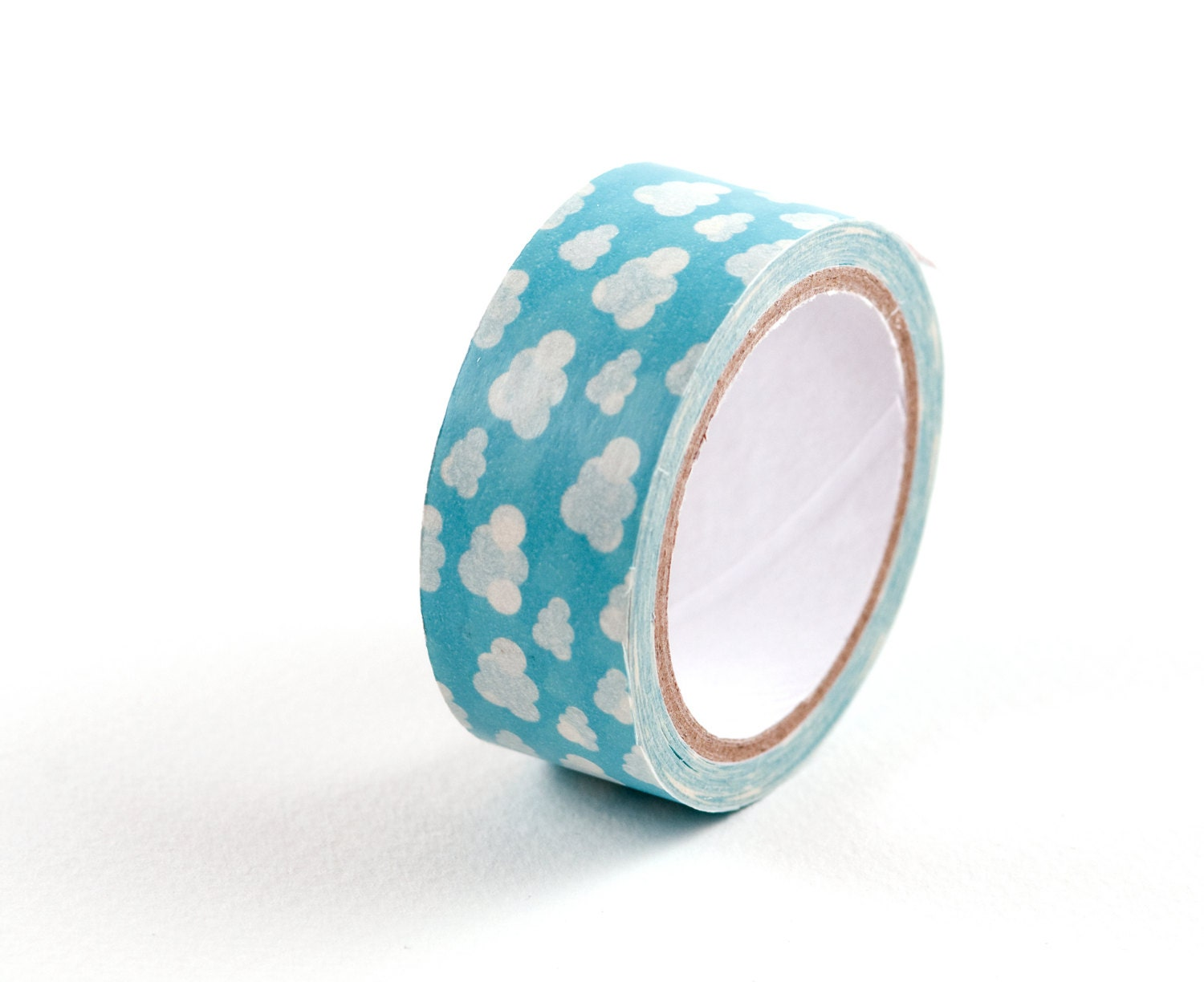Washi Tape - Blue Skies with Clouds from KI Memories - redfinchstudio