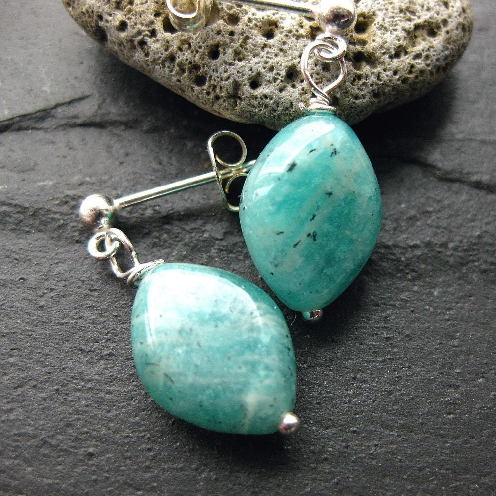 Rachel Lucie Jewellery Designs: Rachel Lucie BLOG GIVEAWAY!! :  amazonite agate blog ornage