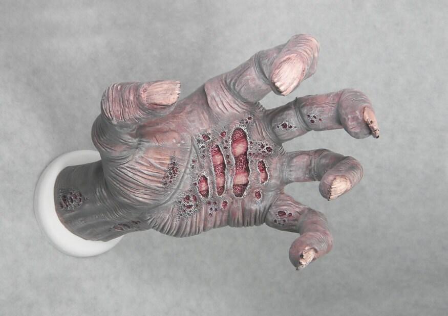 zombie hands left - photo #17