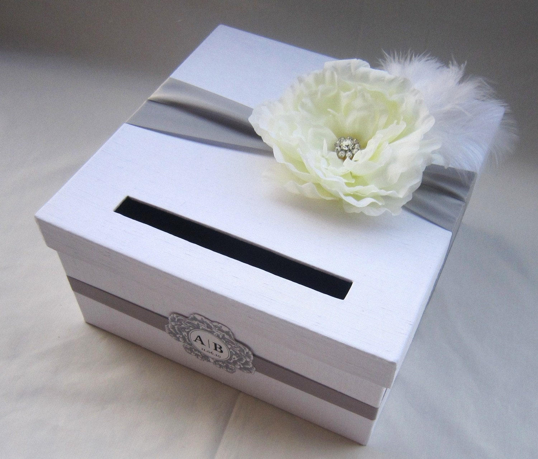 Diy Wedding Gift Card Box: Project Wedding