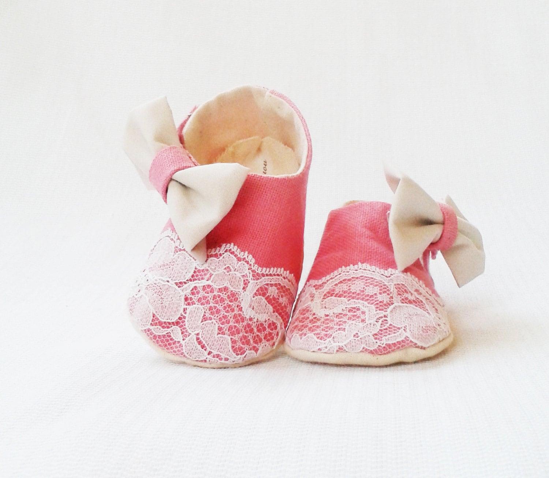 Dhalia, Statement Baby Shoes, Booties. - Demetriougirls
