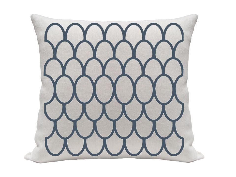 Items similar to Abstract Shapes Pillow Covers, Decorative Pillows, Accent Pillows, Throw ...