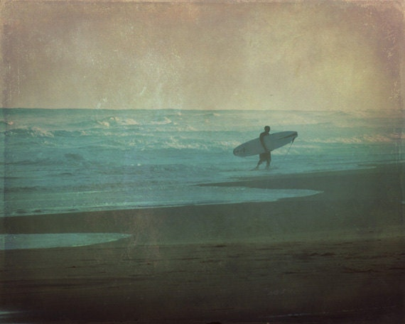 The gallery for vintage surf art prints for Beach house prints