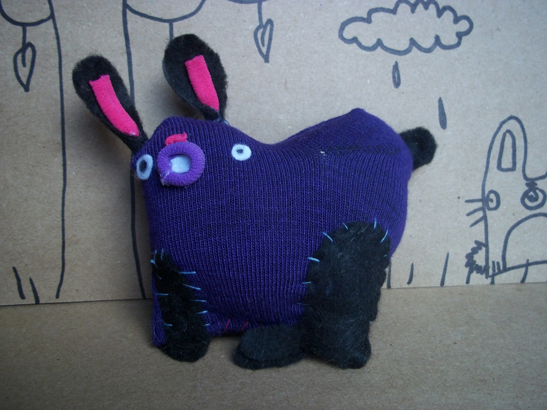 Catnip toy: Buttie