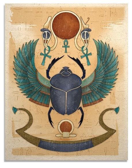 egyptian symbols scarab - photo #15