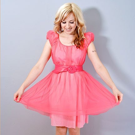 Hot Pink Fairy Babydoll