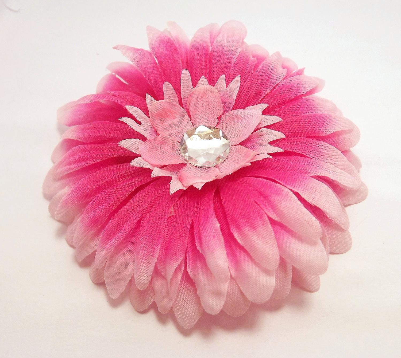 Pinkie Pie Inspired Hair Clip