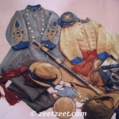 Rare Precut Remnant 29 Gettysburg Civil War Artifacts By