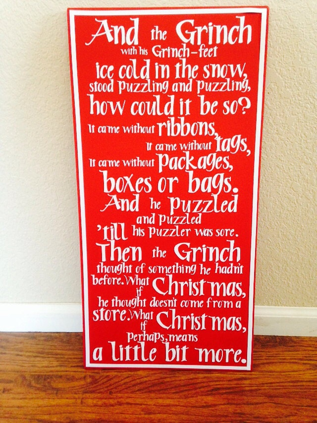 how the grinch stole christmas quotes download - Quotes From How The Grinch Stole Christmas