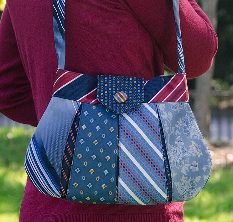 Caitlyn Handbag Padrão de costura PDF