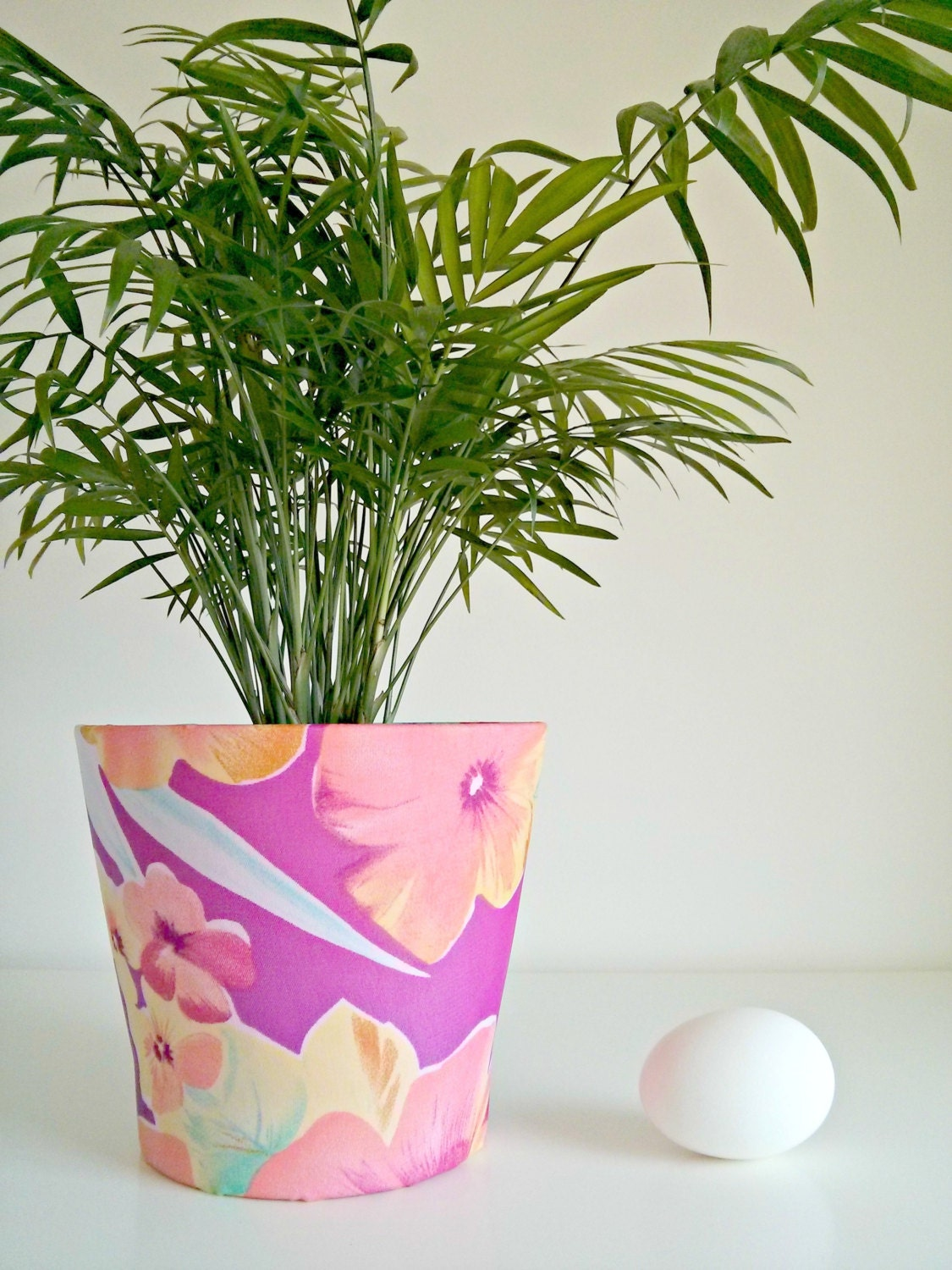 Items similar to colorful hawaiian plant pot flower pot Colorful pots for indoor plants