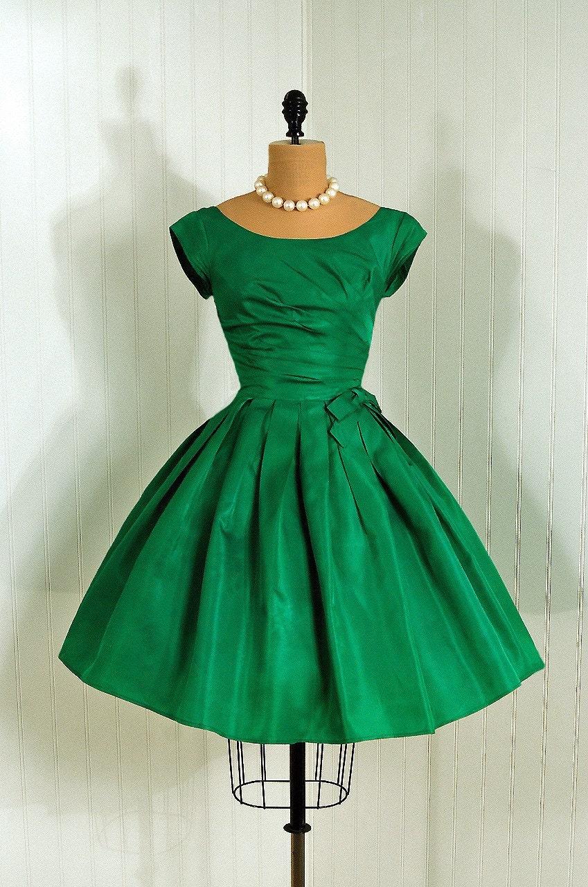 Фасон платья 50-х годов