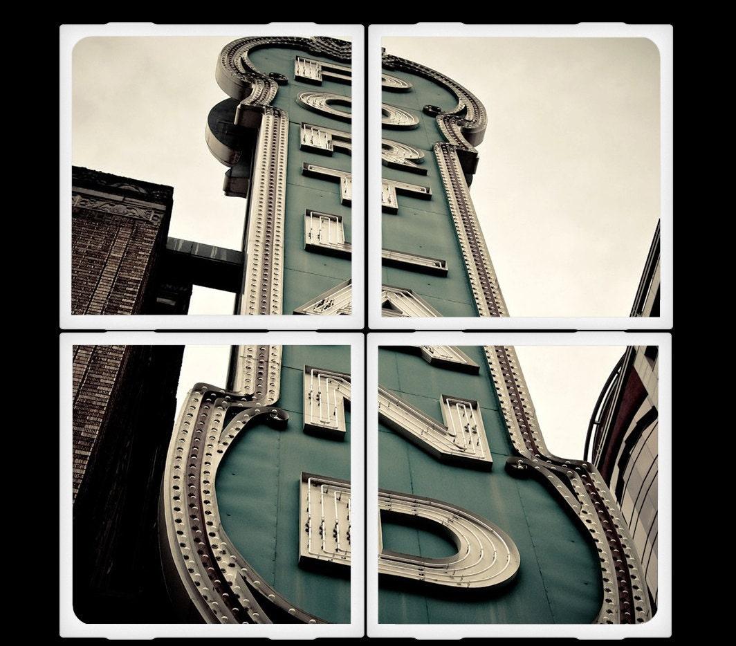 Portland Arlene Schnitzer Concert Hall Ceramic By
