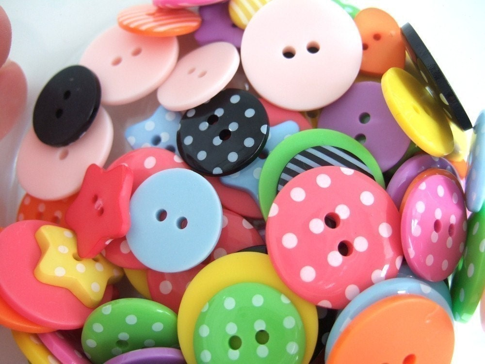 The Party Bag x35 buttons