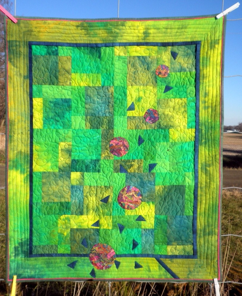 Unavailable listing on etsy for Lime green wall art