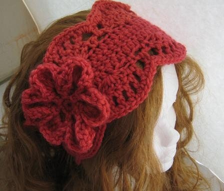 Free Ear Warmer Crochet Pattern Image Collections Knitting