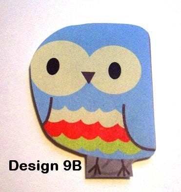 Owl Magnets Shae7d7