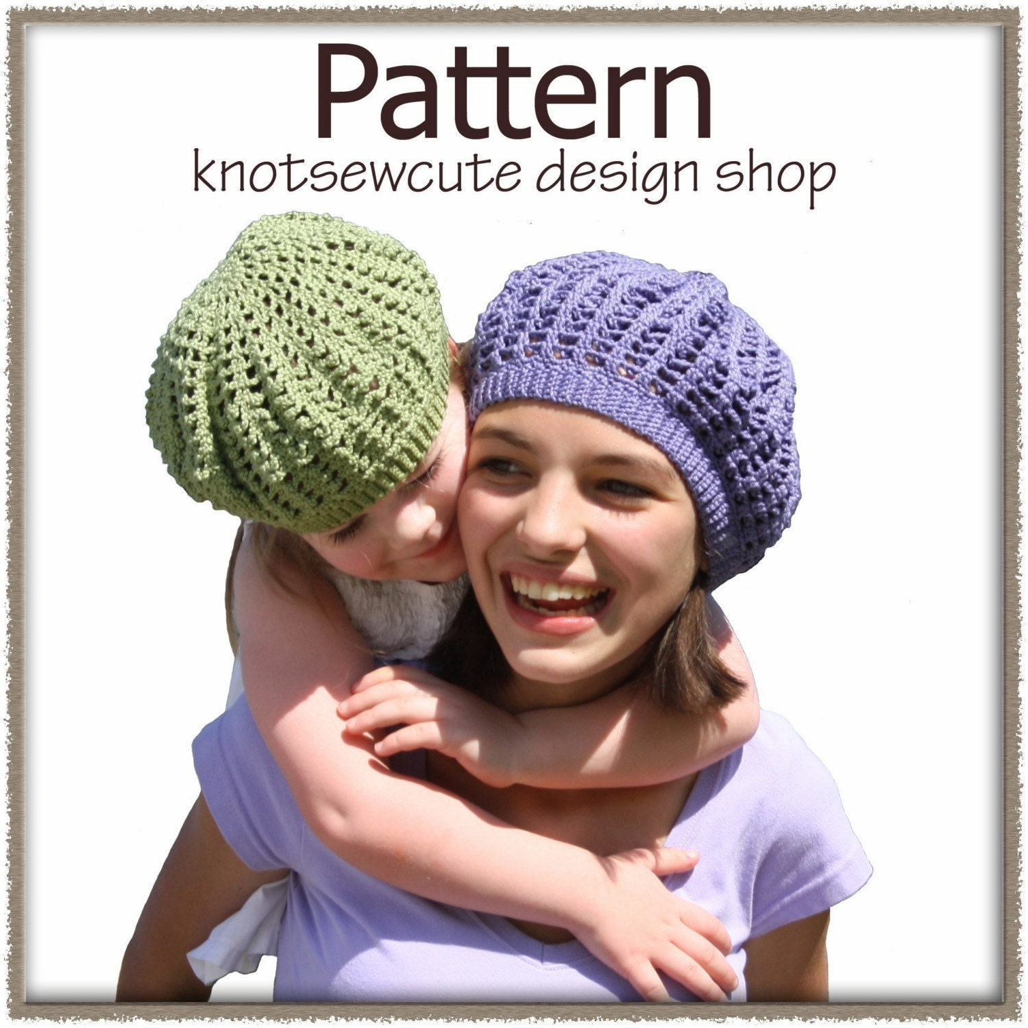 Free Crochet Pattern For Tam Hat : CROCHET TAM PATTERNS FREE PATTERNS