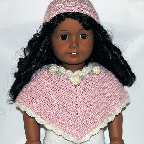 Crochet Pattern Central - Free American Girl Doll/18in
