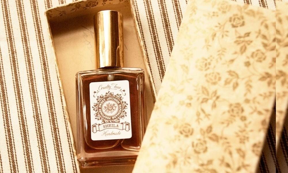Angel - eau de parfum - lavender, rose, clary sage