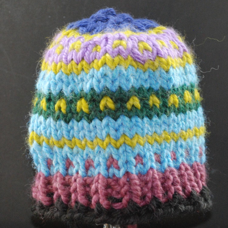 Kids classic winter cap