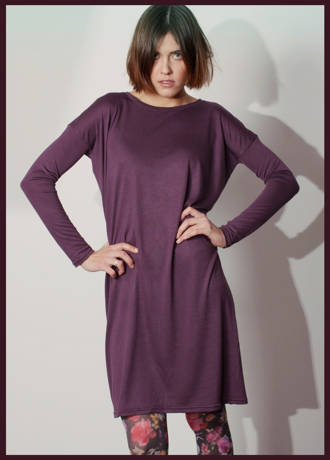 Violet Sensuality Muse Dress