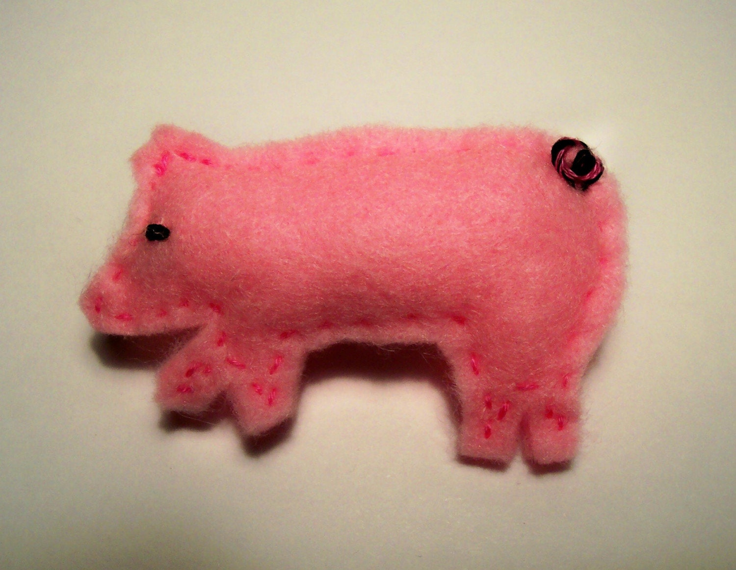 This little Piggy is NOT going to market................ midnightrabbits