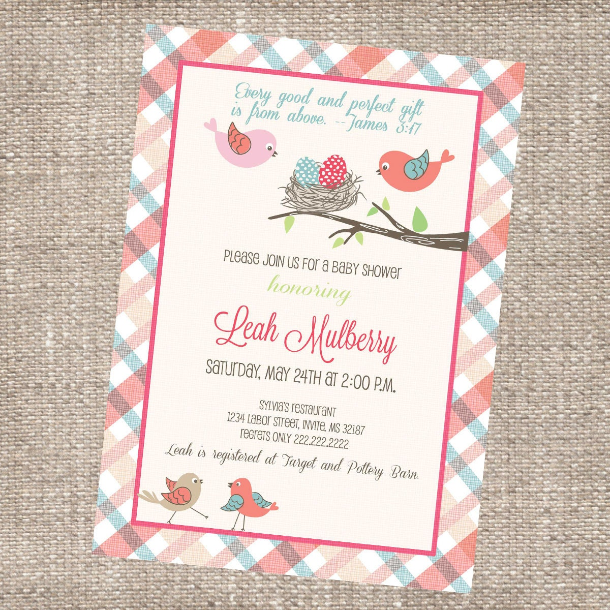 Christian Baby Shower Invitation Wording was great invitation template