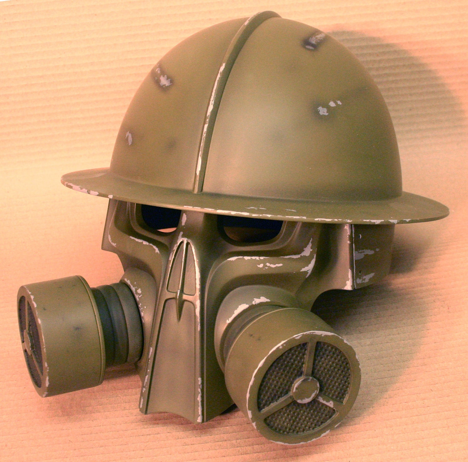 Why Metro Last Light S Best Character Is A Gas Mask