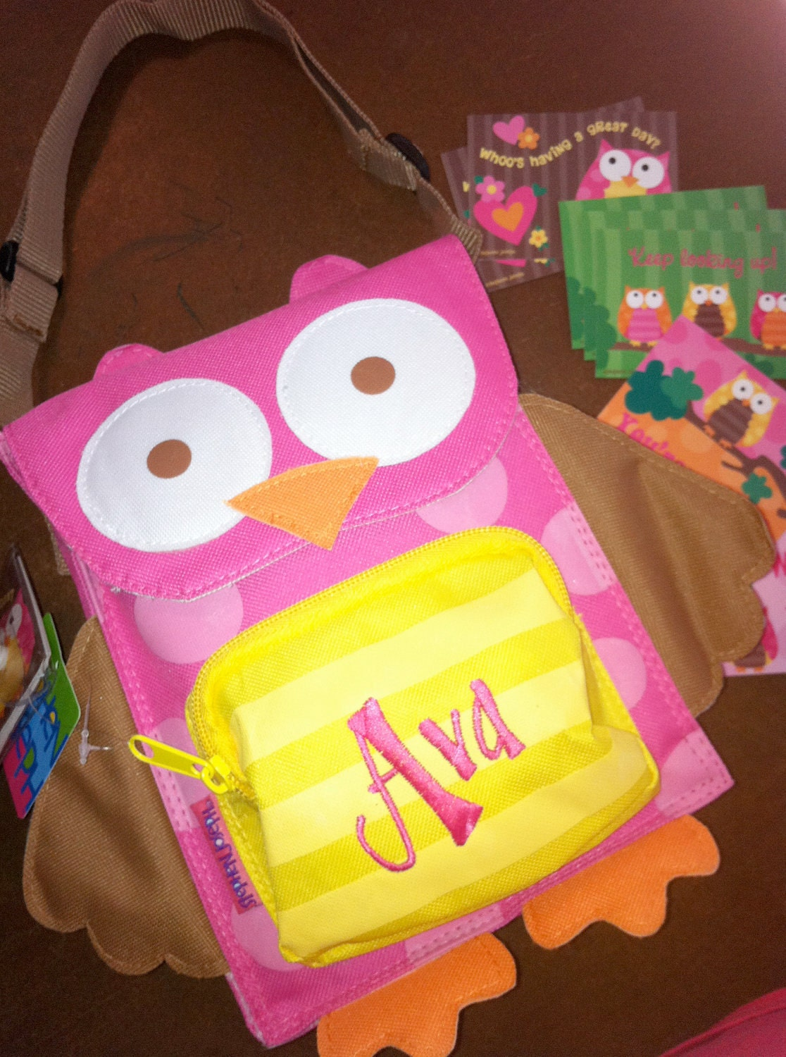 Personlized lunch bags