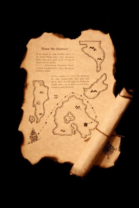 treasure planet map ball prop - photo #47