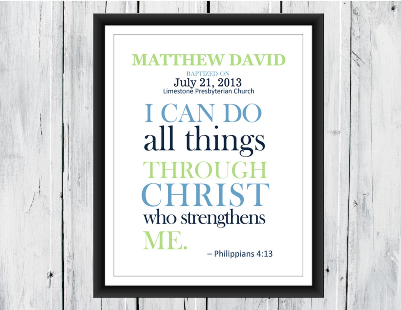 Boy baptism quotes managementdynamicsfo altavistaventures Images