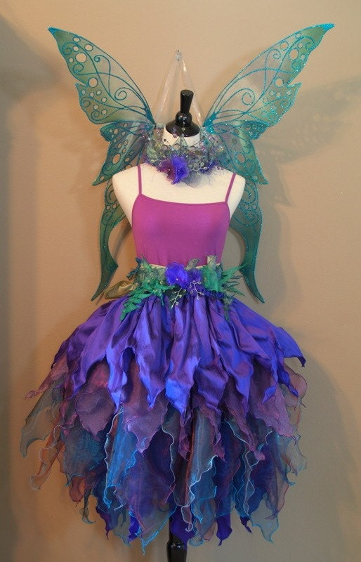 Лесные феи костюмы своими руками