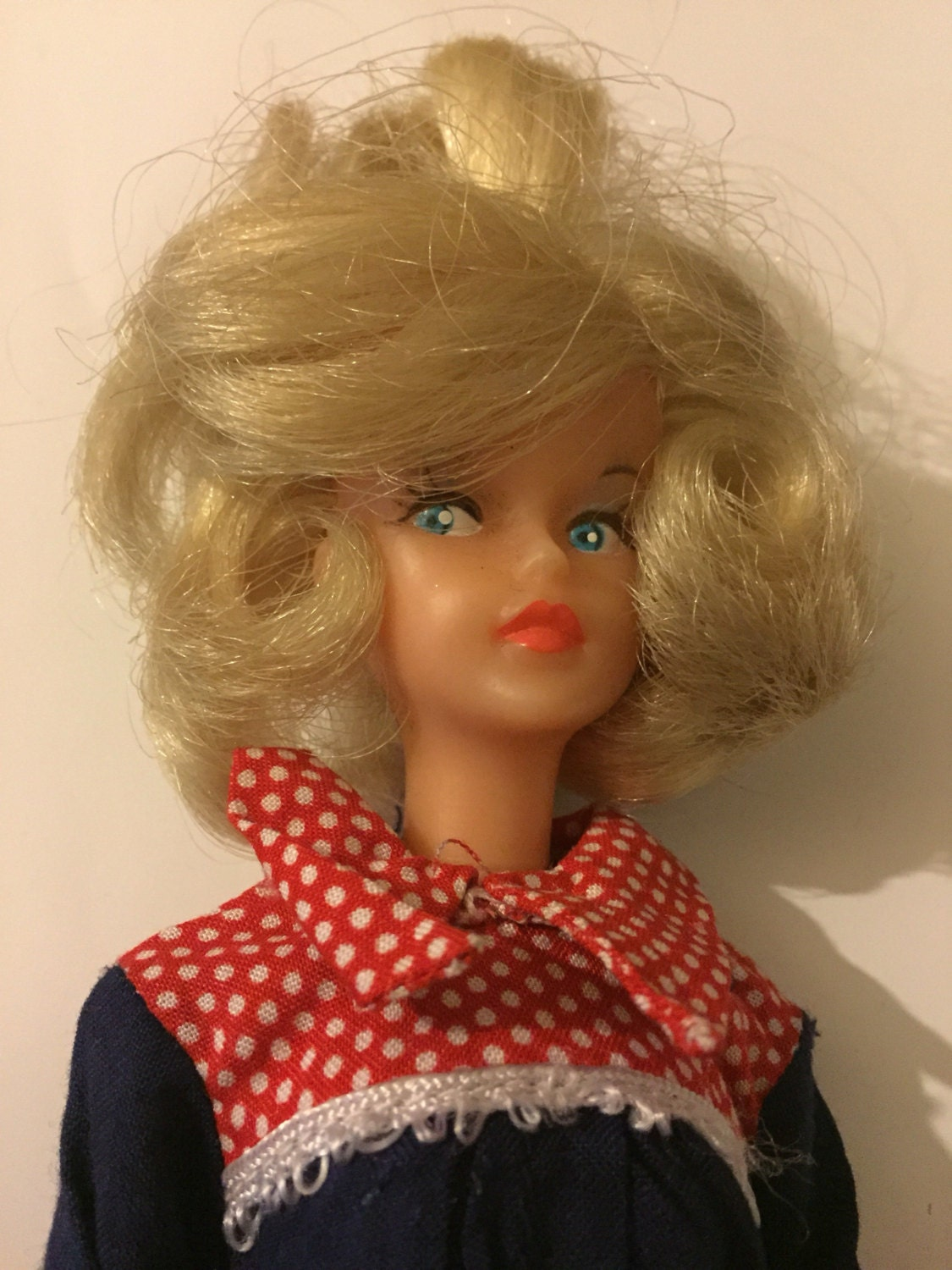 Vintage 1960s First Issue Palitoy Tressy Doll  Maddie Mod Clothing