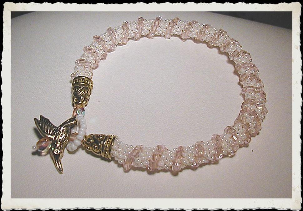 Bead Quest: Russian Spiral Bracelet