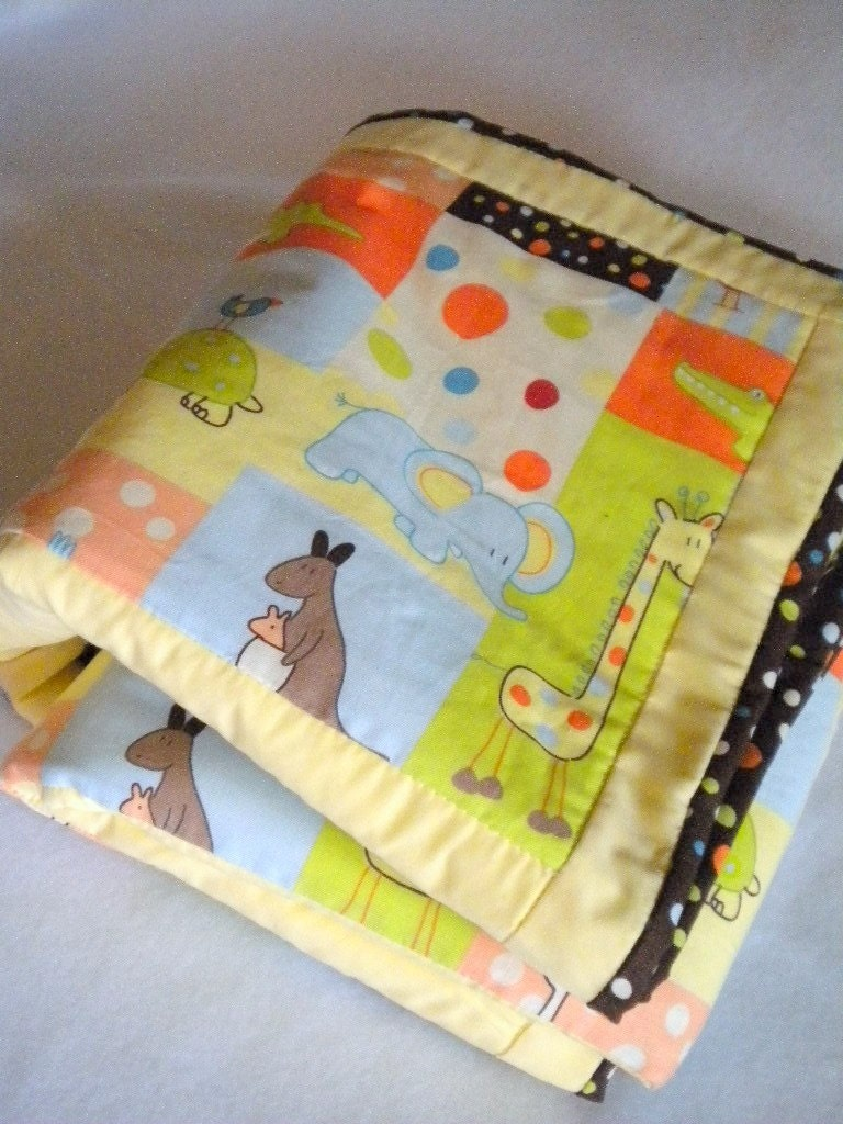 QUILT ZOO BABIES  Infant and Toddler